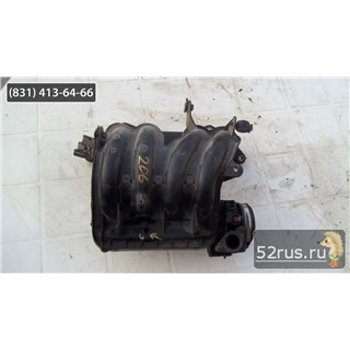 Коллектор Впускной Для Peugeot (Пежо) 206, Двигатель 1.4