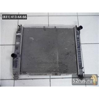 Радиатор Охлаждения Для Chevrolet Aveo