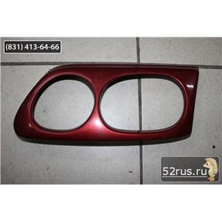Фара Передняя Левая Для Mazda 626