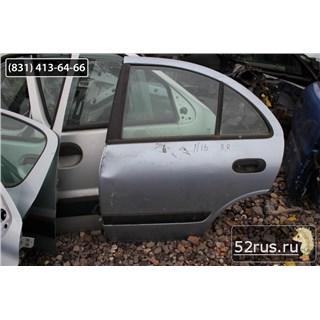 Дверь Задняя Левая Для Nissan Almera N16