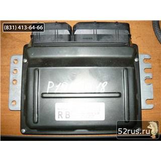 Блок Управления Двигателем (ЭБУ, Мозги) Для Nissan Primera P12