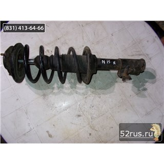 Амортизатор (Амортизаторная Стойка) Передний Правый Для Nissan Almera N15