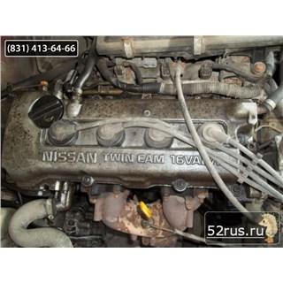 Двигатель GA16 DE Для Nissan Almera N15