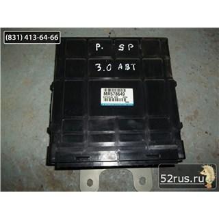 Блок Управления Управления Двигателем (ЭБУ, Мозги) Для Mitsubishi Pajero Sport (Паджеро Спорт)