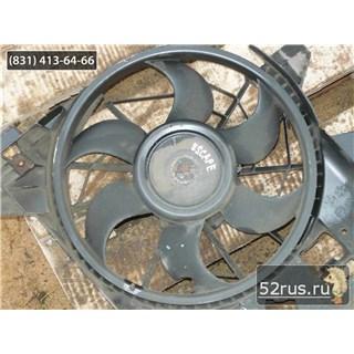 Вентилятор Охлаждения Двигателя Для Ford Escape