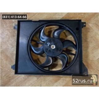 Вентилятор Охлаждения Двигателя Для Hyundai Sonata V (Соната 5)
