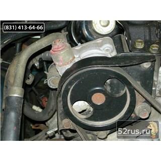 Насос ГУР Для Mitsubishi Pajero (Паджеро) 2, II С Двигателем 6G74 V24