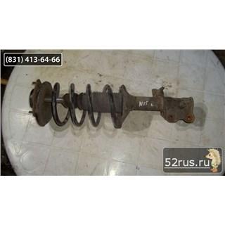 Амортизатор (Амортизаторная Стойка) Передний Левый Для Nissan Almera N15