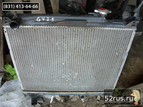 Ремонт радиатора гранд витара
