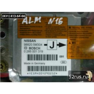 Блок Управления SRS, Air Bag Для Nissan Almera