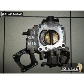 Механическая Дроссельная Заслонка (QG15) Для Nissan Almera