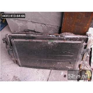 Радиатор Охлаждения Для Seat Cordoba