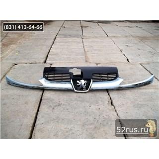 Решетка Радиатора Для Peugeot (Пежо) 206