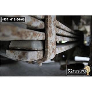 Рессора Задняя Для Mercedes-Benz D609 T2