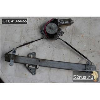 Стеклоподъемник Электрический Передний Правый Для Nissan Almera N15