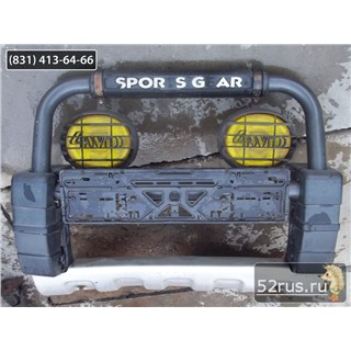 Бампер Передний Для Mitsubishi RVR