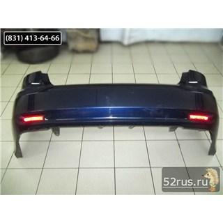 Бампер Задний Для Toyota Avensis IV