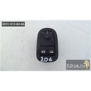 Блок Управления Стеклоподъемниками Для Peugeot (Пежо) 206