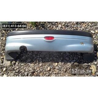Бампер Задний Для Peugeot (Пежо) 206