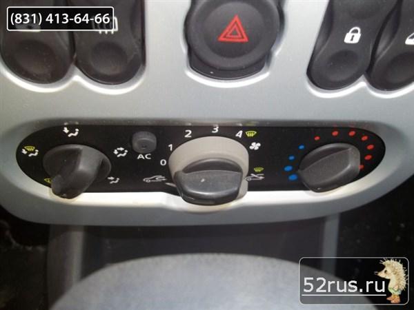 Блок управления кондиционером для Renault Logan (Логан)