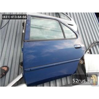Дверь Задняя Левая Для Peugeot (Пежо) 306