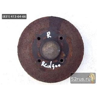 Диск Тормозной Для Renault Kangoo Passenger