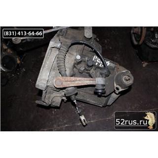 Механическая Коробка Переключения Передач (КПП, Трансмиссия) Для Peugeot (Пежо) 206 C Двигателем KFW
