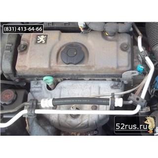Двигатель 10FSC4KFWPSA Для Peugeot (Пежо) 206