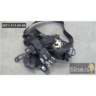 Ремень Безопасности Передний Левый Для Peugeot (Пежо) 206