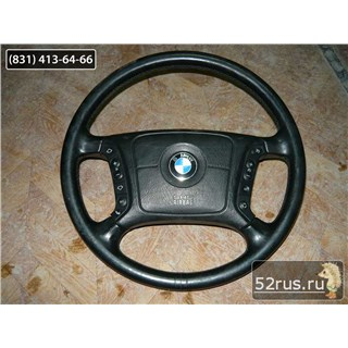 Подушка Безопасности, Airbag Водителя Для Bmw 525