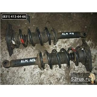 Амортизатор (Амортизаторная Стойка) Задний Левый Для Nissan Almera