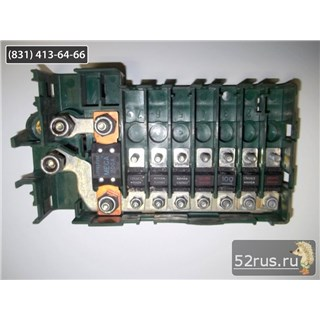 Блок Управления Блок Предохранителей Для Bmw 525