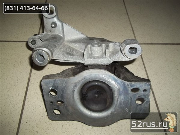 Опора двигателя на рено логан