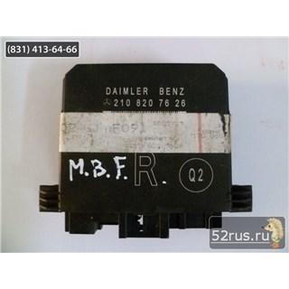 Блок Управления Стеклоподъемниками Для Mercedes-Benz C220