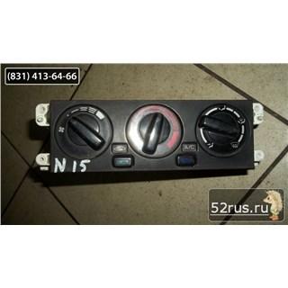 Блок Управления Отопителем Для Nissan Almera N15