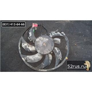 Вентилятор Охлаждения Двигателя Для Peugeot (Пежо) 206