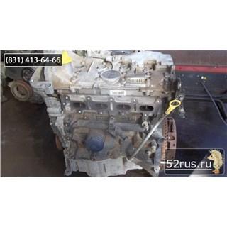 Двигатель К4jd740 Для Renault Megane II (Рено Меган 2)