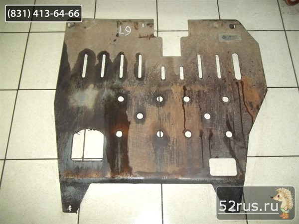 476Защита двигателя лансер 9