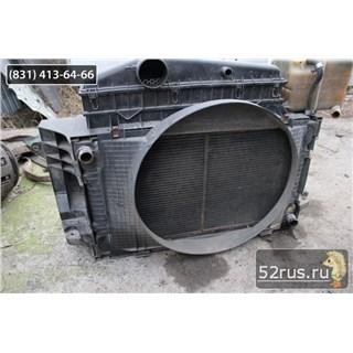 Радиатор Охлаждения Для Mercedes-Benz D609 T2