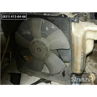 Вентилятор Охлаждения Двигателя Для Subaru Legacy Outback