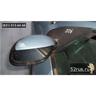 Зеркало Заднего Вида Для Peugeot (Пежо) 206