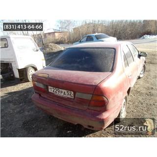 Бампер Задний Для Nissan Almera N15