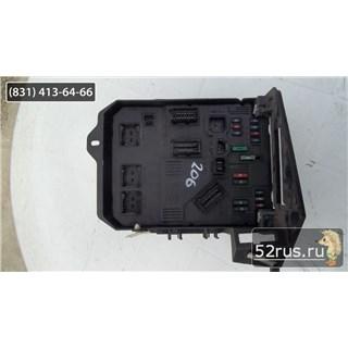 Блок Управления Блок Предохранителей Для Peugeot (Пежо) 206