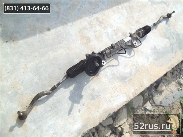 Ремонт рулевой рейки с гидроусилителем логан своими руками