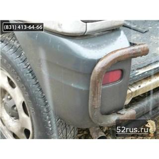 Бампер Задний Для Toyota Rav 4