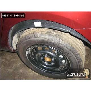 Штампованный Колесный Диск Для Mazda 6 15 Радиуса
