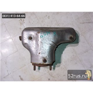 Коллектор Выпускной Для Mitsubishi Pajero (Паджеро) 2, II, Двигатель 6G74